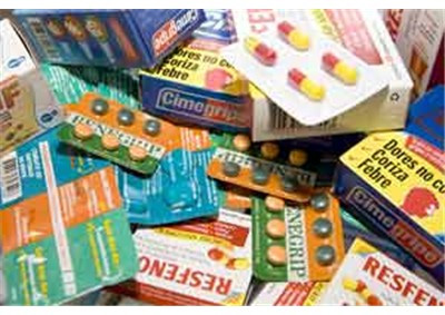 Remédios para gripe