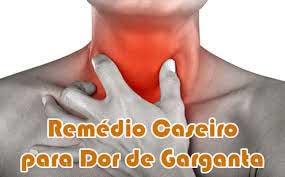 Remédios caseiros para dor de garganta